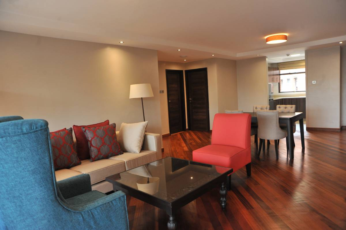 Longonot Place Serviced Apartments, Nairobi, Kenya, Kenya hotel e ostelli