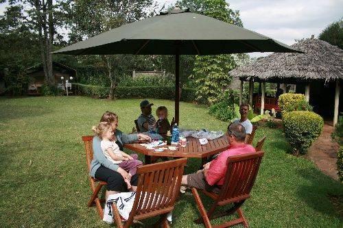 Wildebeest Camp, Nairobi, Kenya, hostel bookings for special events in Nairobi