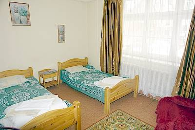 Posh Backpackers, Riga, Latvia, hotels with the best beds for sleep in Riga