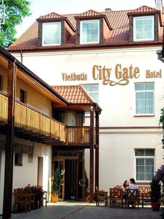 City Gate Hotel, Vilnius, Lithuania, Lithuania hotels and hostels