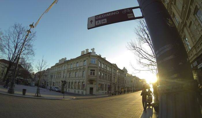 Backpackers - Get low hotel rates and check availability in Vilnius 13 photos