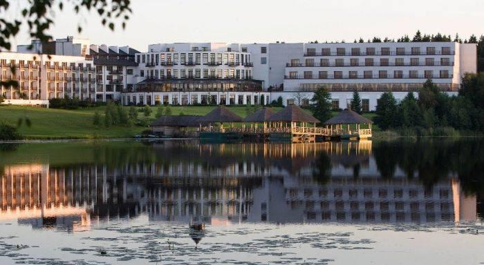 Le Meridien Vilnius, Vilnius, Lithuania, Lithuania hoteles y hostales