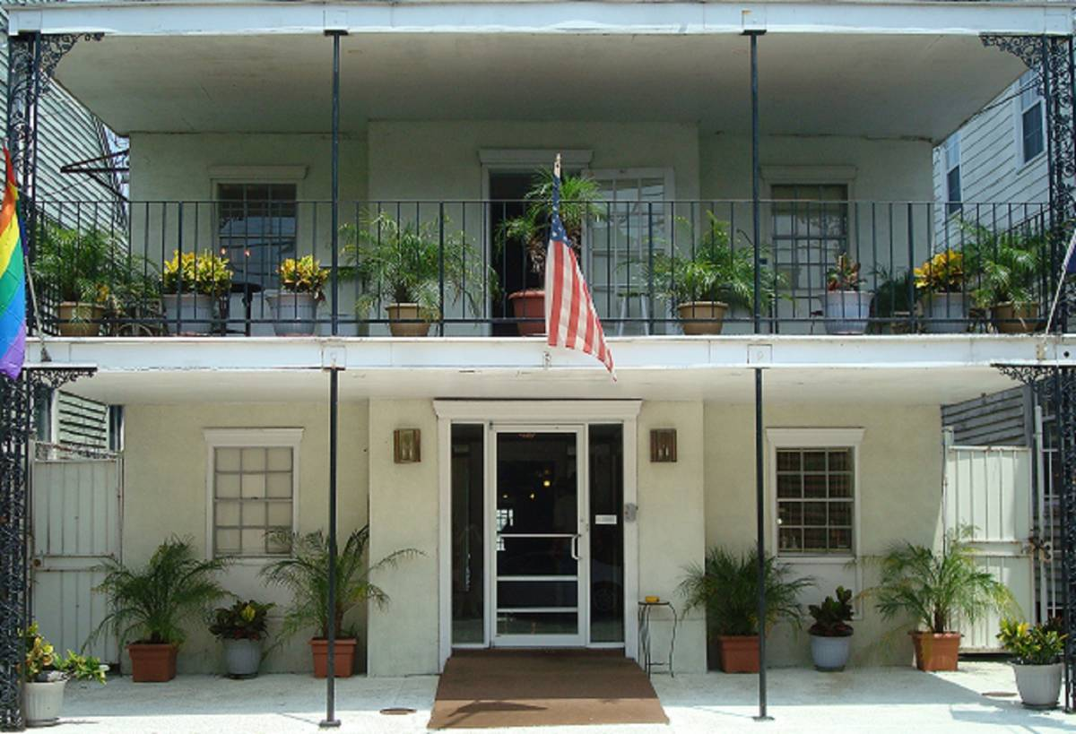Empress Hotel, New Orleans, Louisiana, Louisiana hotels and hostels
