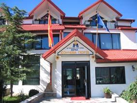 Hotel  Sonceva Porta, Ohrid, Macedonia, Tento týždeň sa zaoberá horúcimi akciami v hoteloch v Ohrid