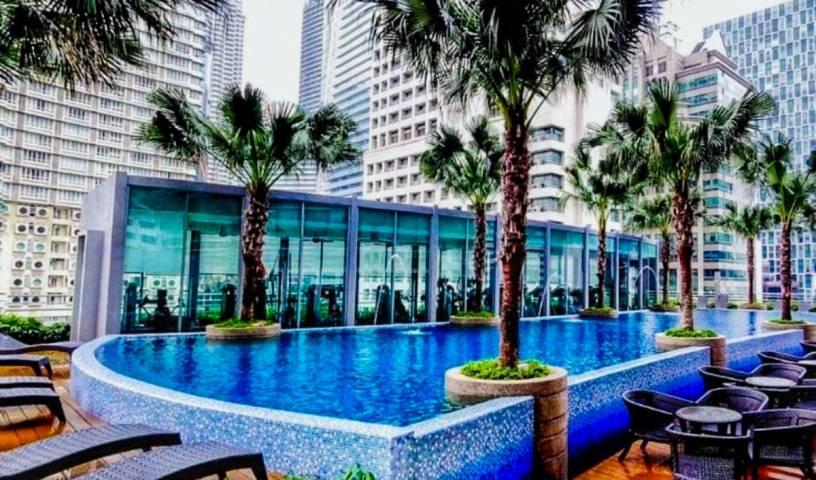 Saba Suites at Vortex KLCC Bukit Bintang, cheap holidays 31 photos
