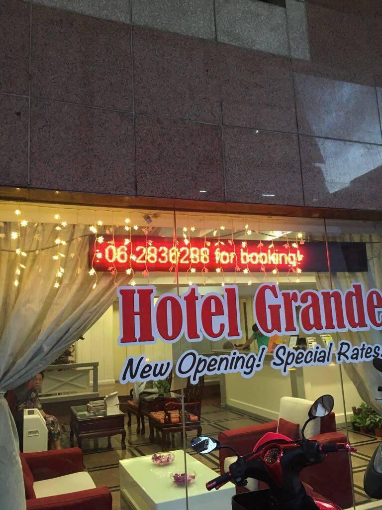 Grande Hotel, Melaka, Malaysia, Malaysia hotele i hostele