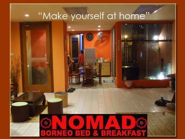 Nomad Bed and Breakfast, Kuching, Malaysia, Malaysia hotéis e albergues