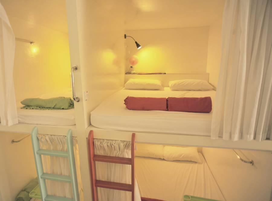 Noob Hostel, George Town, Malaysia, priljubljena potovanja v George Town