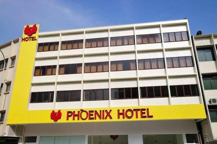 Phoenix Hotel, Kuala Lumpur, Malaysia, Malaysia hotellit ja hostellit