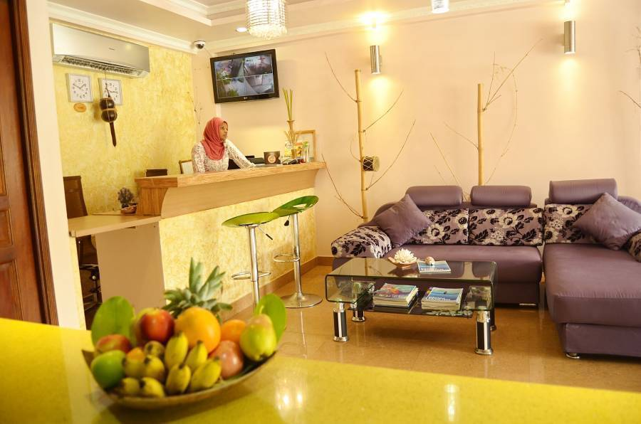 Alaya Inn, Funadhoo, Maldives, the most trusted reviews about hotels in Funadhoo