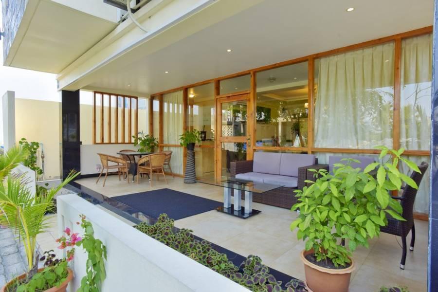 Crystal Beach Inn, Bodubados, Maldives, Maldives khách sạn và ký túc xá