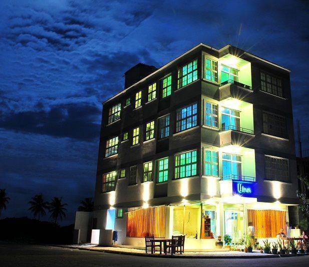 Hotel UI Inn, Eydhafushi, Maldives, Maldives khách sạn và ký túc xá