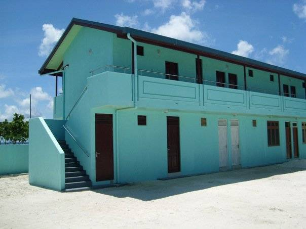 Keyodhoo Guest House, Filitheyo Island, Maldives, famous vacation locations in Filitheyo Island