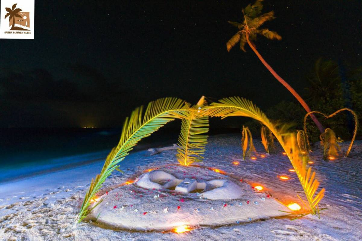 Sabba Summer Suite, Kanu Huraa, Maldives, long term rentals at hostels or apartments in Kanu Huraa