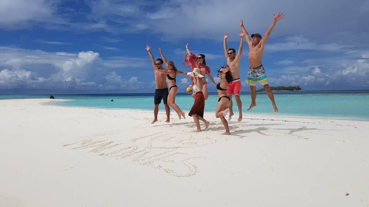 Santa Rosa Maldives, Kanu Huraa, Maldives, Maldives khách sạn và ký túc xá