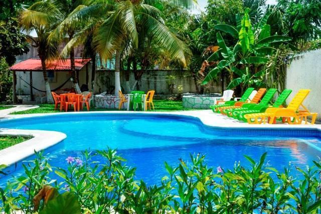 Amigos Hostel Cozumel, Cozumel, Mexico, Mexico albergues e hotéis