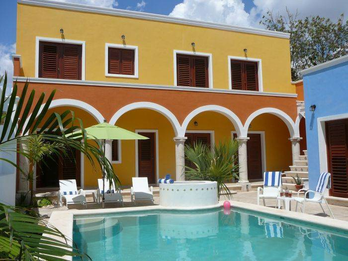 Bed and Breakfast Merida Santiago, Merida, Mexico, Mexico hotels and hostels
