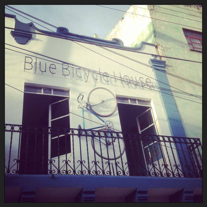 Blue Bicycle House, Queretaro, Mexico, Mexico hotels and hostels