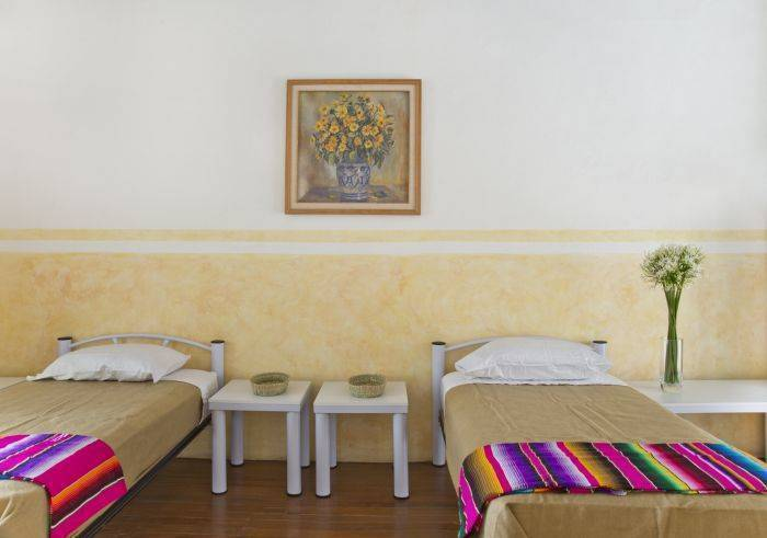 Casa San Ildefonso, Mexico City, Mexico, backpackers hostels hiking and camping in Mexico City
