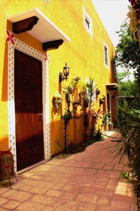Casa Tia Micha, Valladolid, Mexico, great hostels in Valladolid