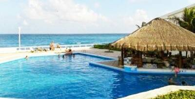 Cenzontle Beach Apartments, Cancun, Mexico, secure online booking in Cancun