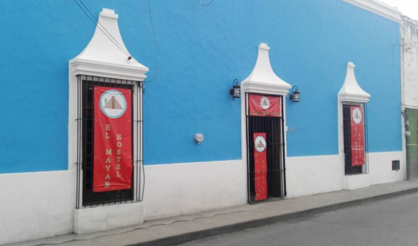 El Mayab Hostel - Search available rooms for hotel and hostel reservations in Merida 1 photo