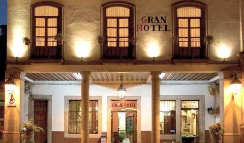 Gran Hotel - Search for free rooms and guaranteed low rates in Patzcuaro 3 photos