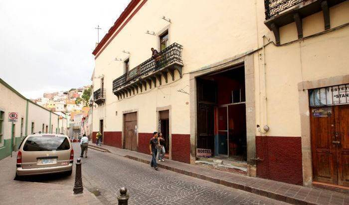 Hostel Casa del Angel - Search for free rooms and guaranteed low rates in Guanajuato 10 photos