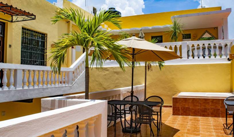 Hotel del Peregrino - Search available rooms for hotel and hostel reservations in Merida 12 photos
