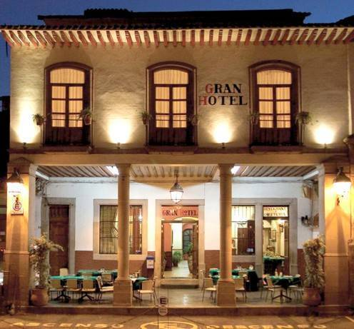 Gran Hotel, Patzcuaro, Mexico, Mexico hotels and hostels