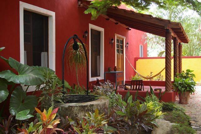 Hacienda Santa Cruz, Merida, Mexico, Mexico hotels and hostels