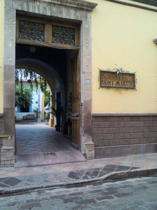 Hostal Saint Martins, Queretaro, Mexico, Mexico hotels and hostels