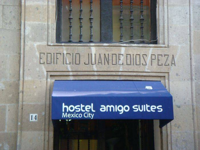 Hostel Amigo Suites Downtown, Mexico City, Mexico, top ranked destinations in Mexico City