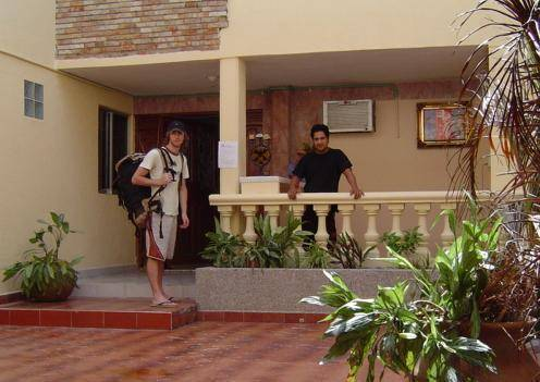 Hostel Zion, Veracruz, Mexico, what are the safest areas or neighborhoods for hotels in Veracruz