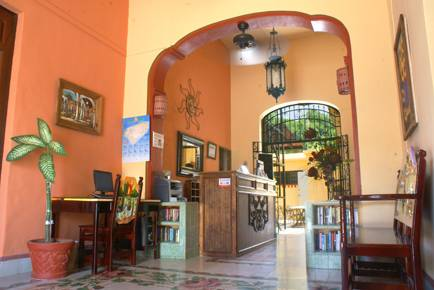 Hotel del Pergrino, Merida, Mexico, budget hotels in Merida