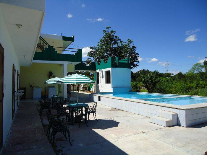 Hotel Palma Real, Francisco May, Mexico, best travel opportunities and experiences in Francisco May