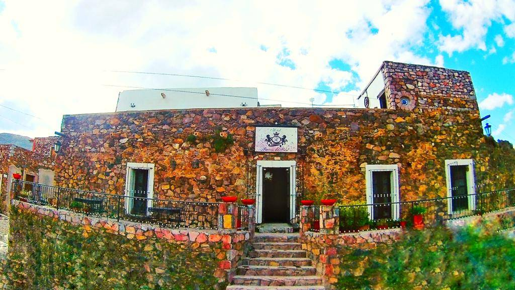 Hotel Ruinas del Real, Catorce, Mexico, Mexico hostels and hotels