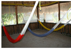 Hostel and Cabanas Ida y Vuelta Camping, Holbox, Mexico, online booking for backpackers and budget hostels in Holbox