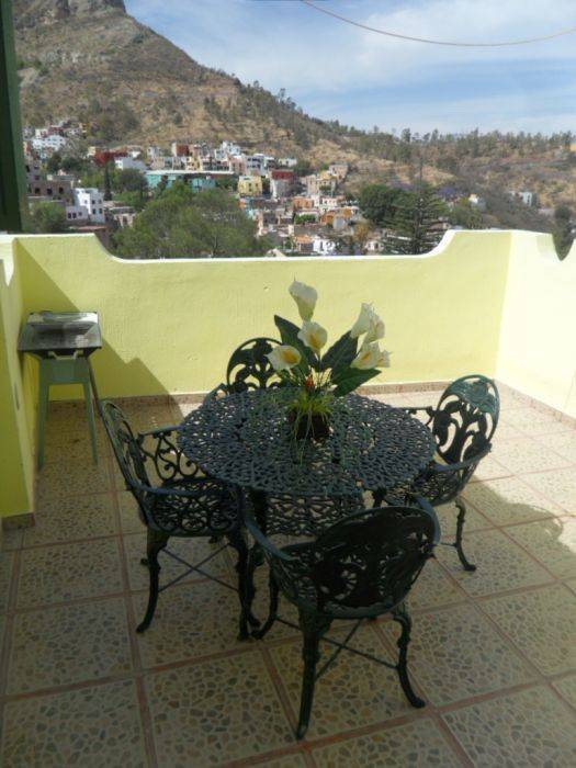 Maggic Home, Guanajuato, Mexico, find hostels with restaurants and breakfast in Guanajuato