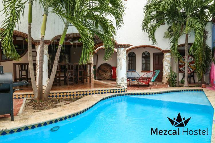 Mezcal Hostel, Cancun, Mexico, hotels with travel insurance for your booking in Cancun