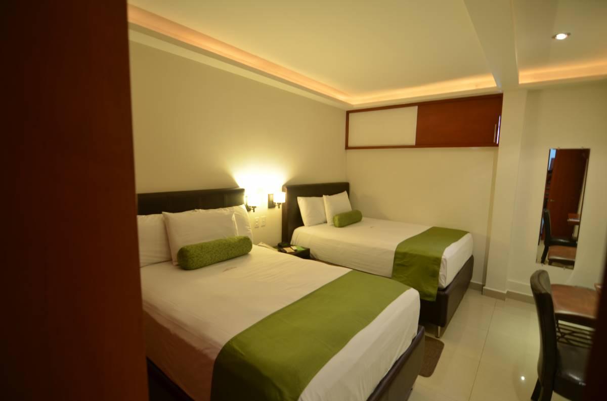 Suites La Concordia, Puebla de Zaragoza, Mexico, Mexico hotels and hostels