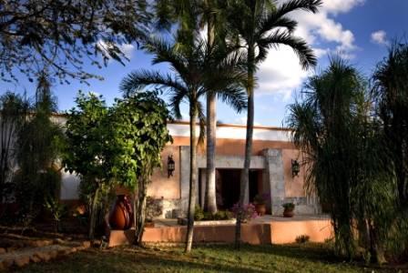 Villa Arqueologica Uxmal, Uxmal, Mexico, Mexico hostels and hotels