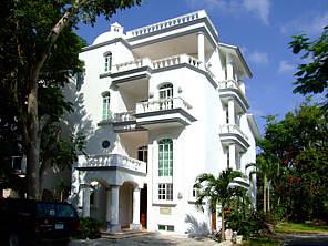 Villas Castillo Blanco, Playa del Carmen, Mexico, Mexico hotels and hostels