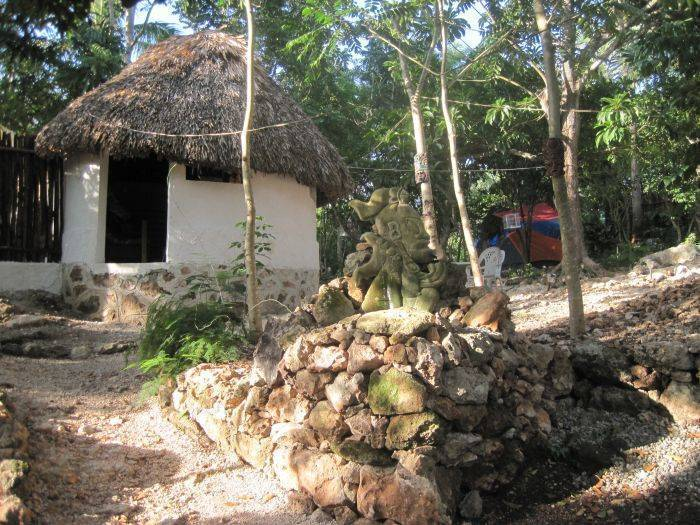 Yucatan Mayan Retreat Ecohotel and Camp, Chichen Itza, Mexico, Mexico hoteli in hostli