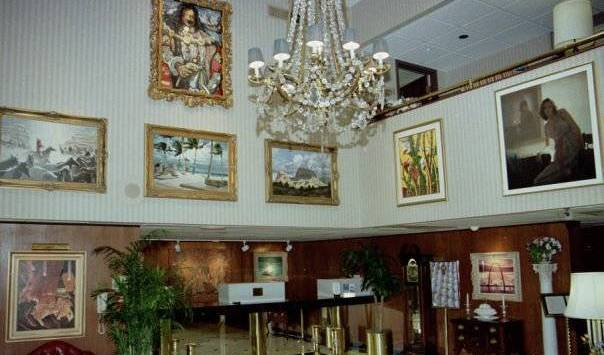 Holiday Inn St. Louis Airport - 저렴한 호텔 요금 및 호텔 예약 가능 여부 확인 Saint Louis, 저렴한 호텔 2 사진