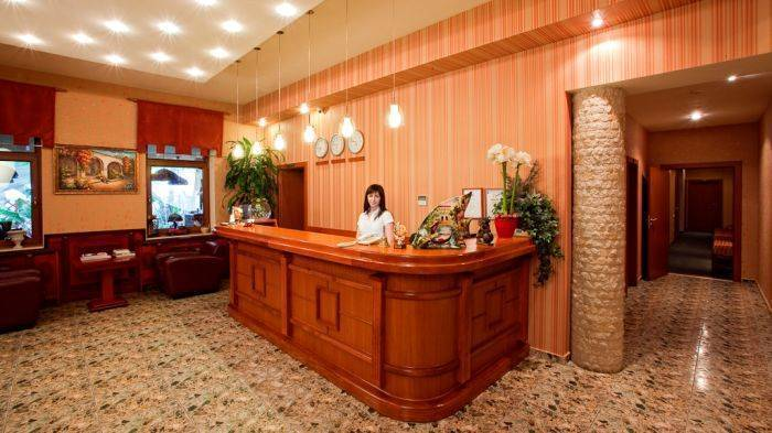 Hotel Luna, Chisinau, Moldova, Kule herberger for alle reisende som er på et budsjett i Chisinau