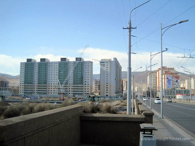 Temuujin Guest House and Hostel, Ulaanbaatar, Mongolia, guesthouses and backpackers accommodation in Ulaanbaatar