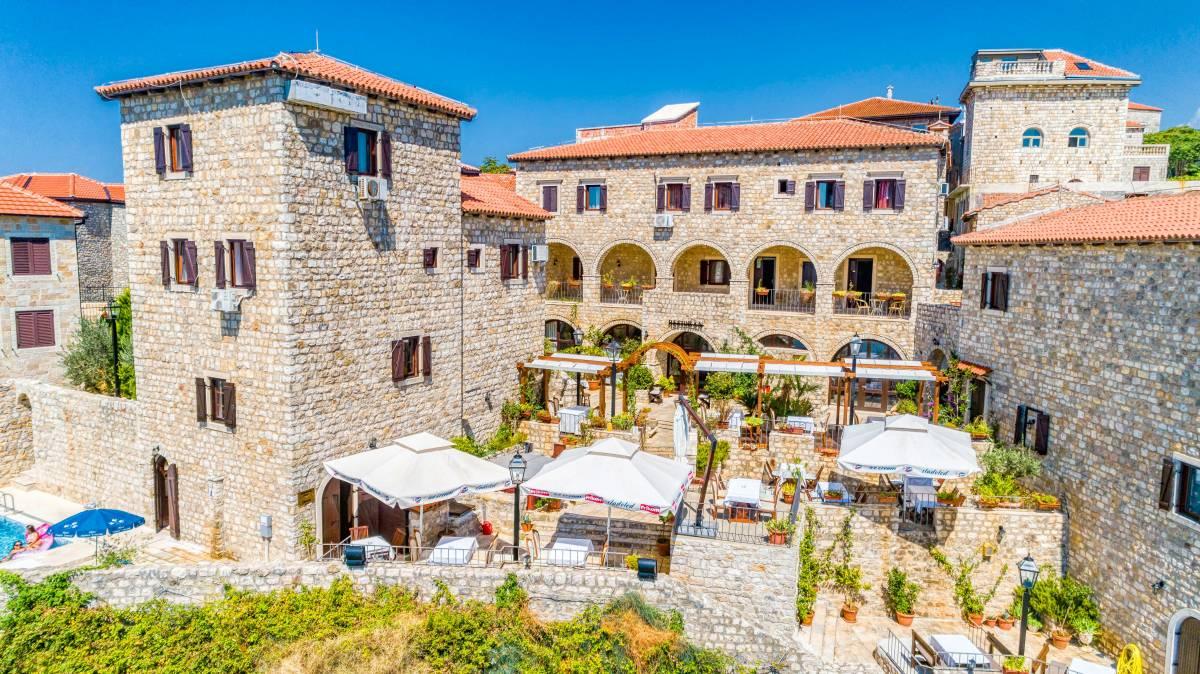 Palata Venezia, Ulcinj, Montenegro, Montenegro 호텔 및 호스텔