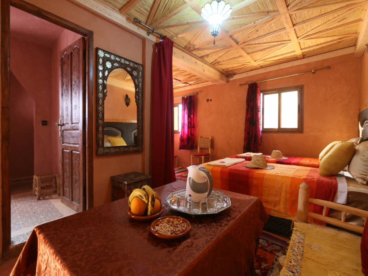 Atlas Chateau, Imlil, Morocco, Morocco hotels and hostels