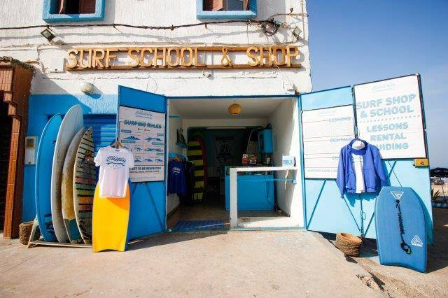 Blue Waves Surf House Anza, Anza, Morocco, secure online reservations in Anza